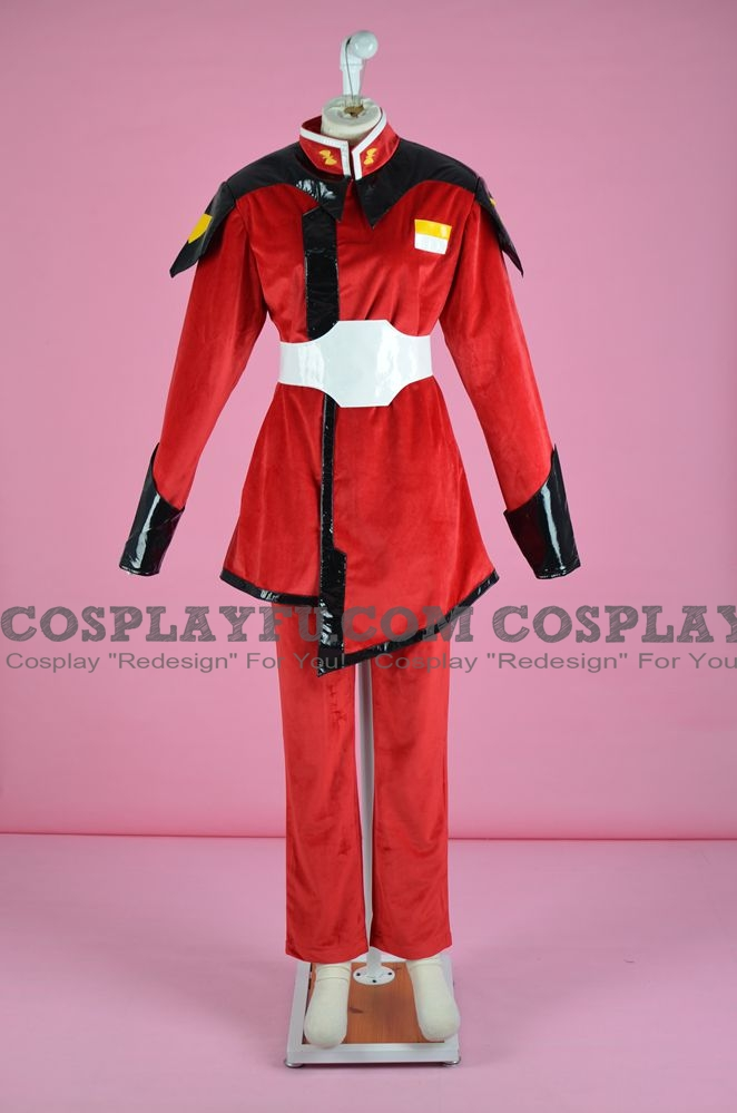 Shinn Asuka from Gundam Seed