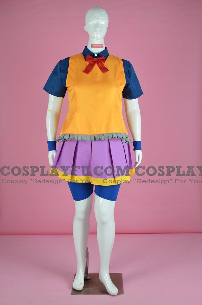 Luna Cosplay Costume from Utauloid