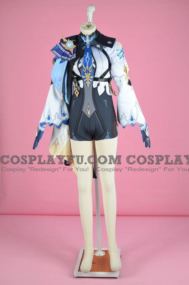 Genshin Impact Eula Costume