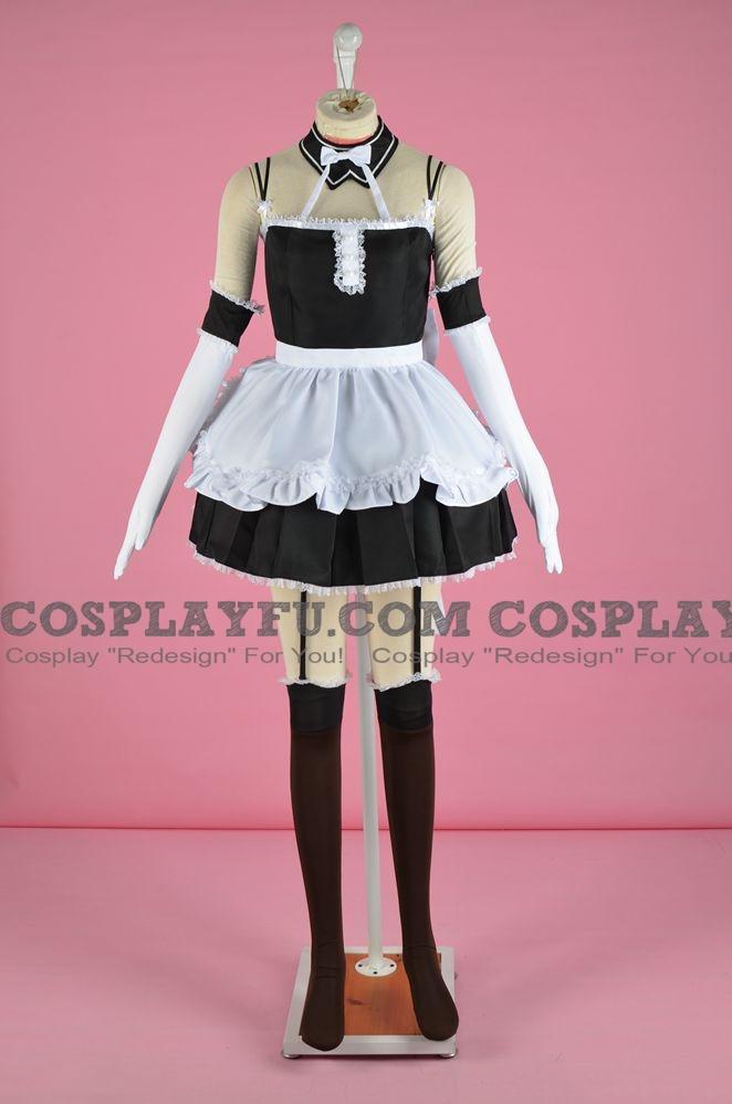 Mitsuki Sawatari Cosplay Costume from He is my master