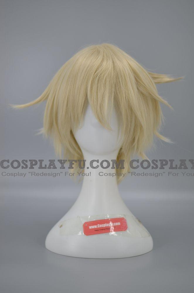 Bennett Wig (Short Blonde) from Genshin Impact
