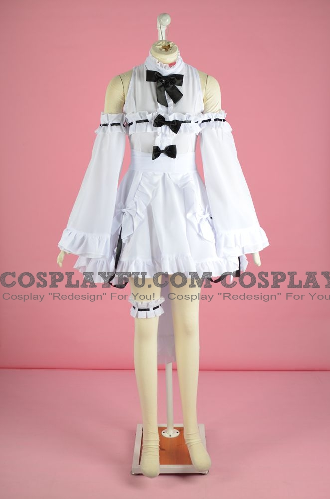 Yukikaze Cosplay Costume from Azur Lane