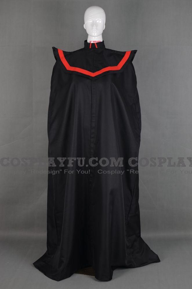 Goha President Cosplay Costume from Yu-Gi-Oh! SEVENS