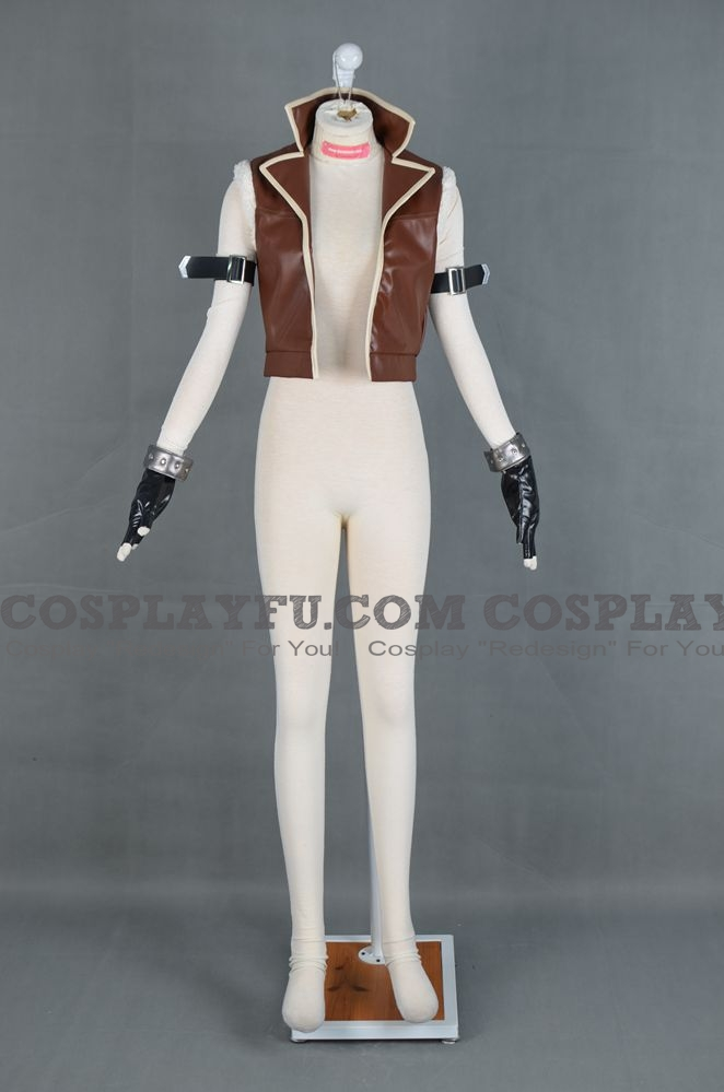 Yusei Fudo Cosplay Costume (Separate item) from Yu-Gi-Oh