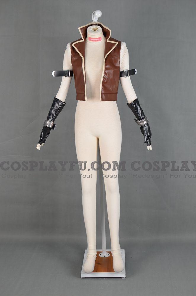 Jack Atlas Cosplay Costume (Separate item) from Yu-Gi-Oh