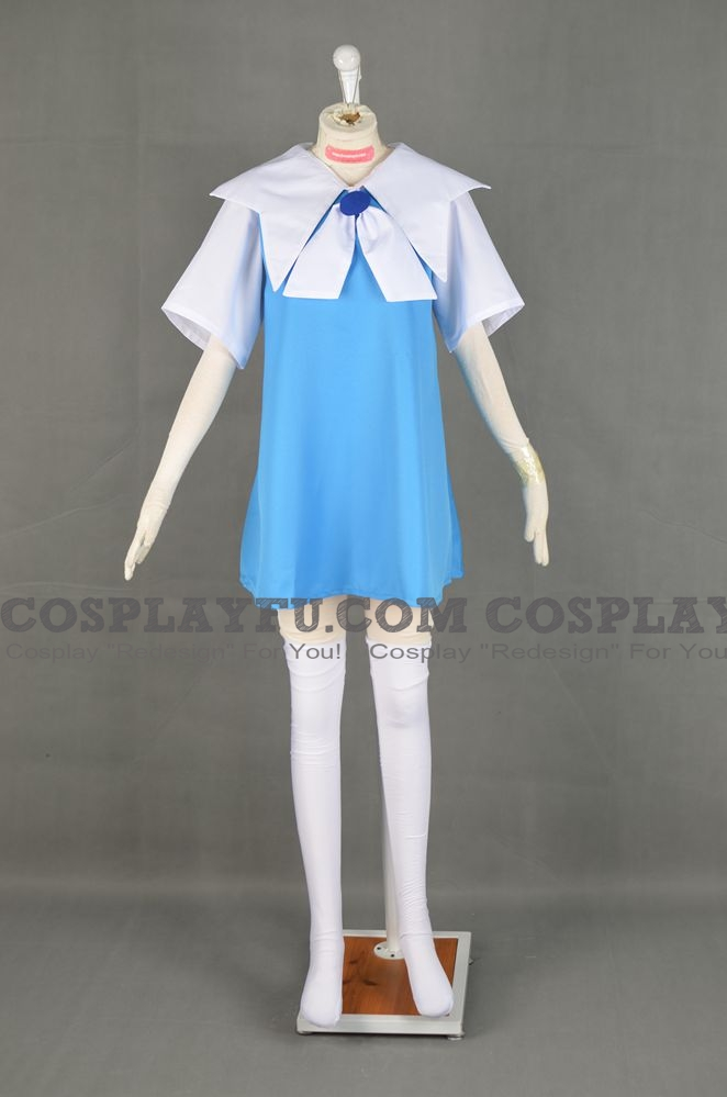 Molly Hale Cosplay Costume from Pokemon