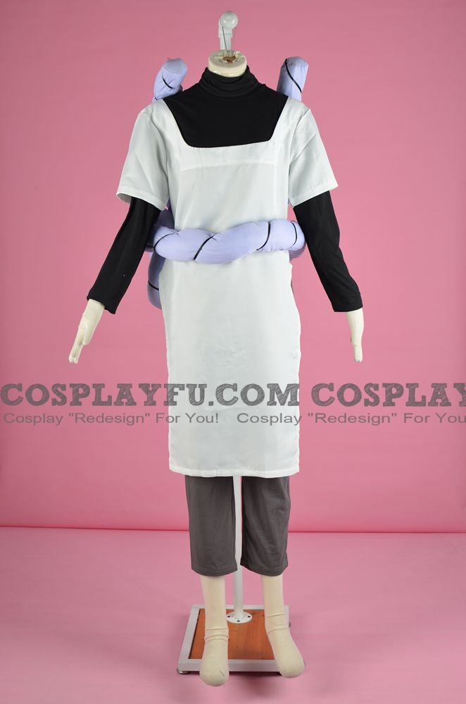 Orochimaru Cosplay Costume from Naruto
