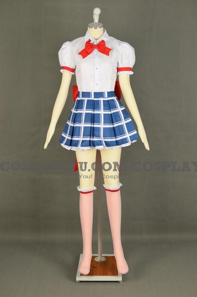 Ohnaruto Muni Cosplay Costume from D4DJ (Happy Around)