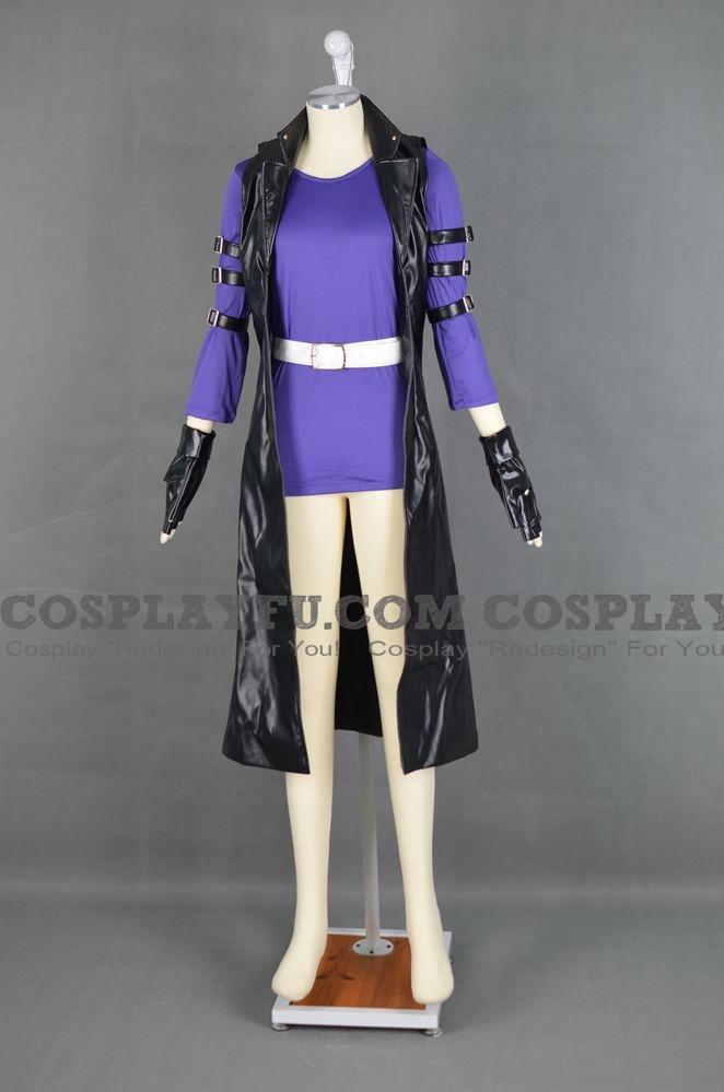 Yu-Gi-Oh! Roa Kirishima Disfraz
