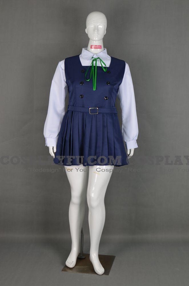 Hiromi Seki Cosplay Costume from The Idolmaster