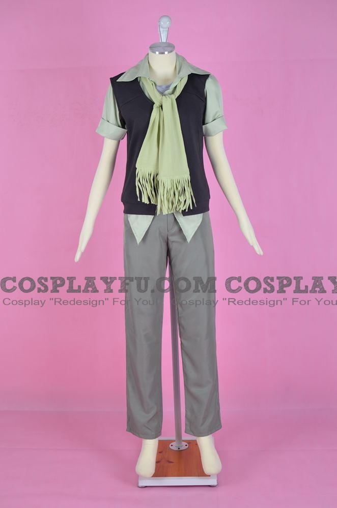 Yu-Gi-Oh! Zexal Durbe Kostüme