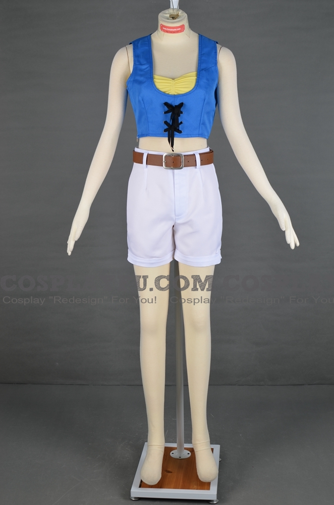 Levy Cosplay Costume (2nd) from Fairy Tail