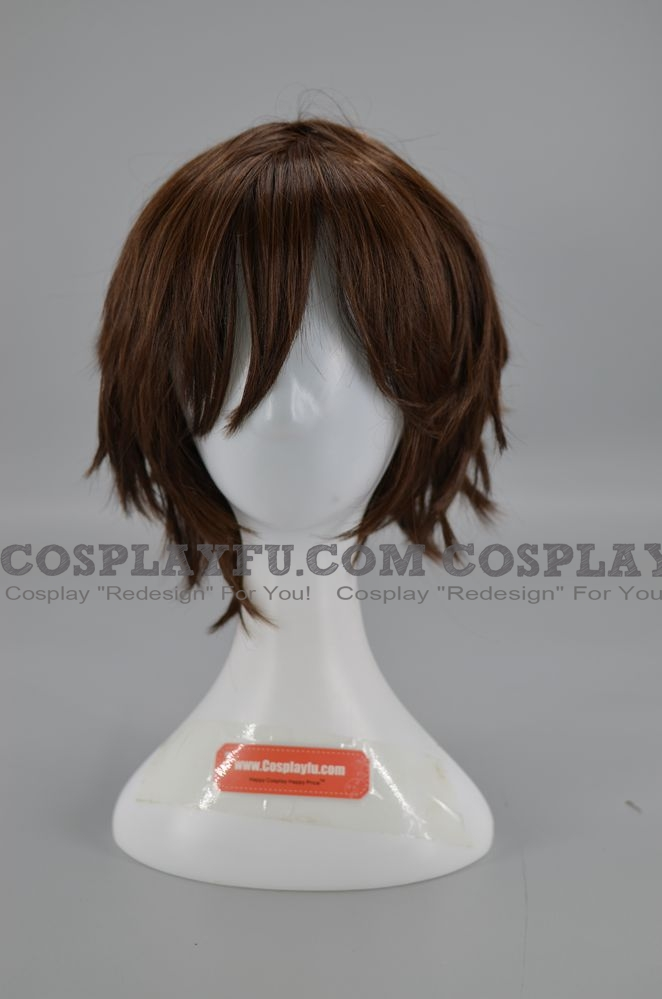Layfon Wolfstein Alseif wig from Chrome Shelled Regios