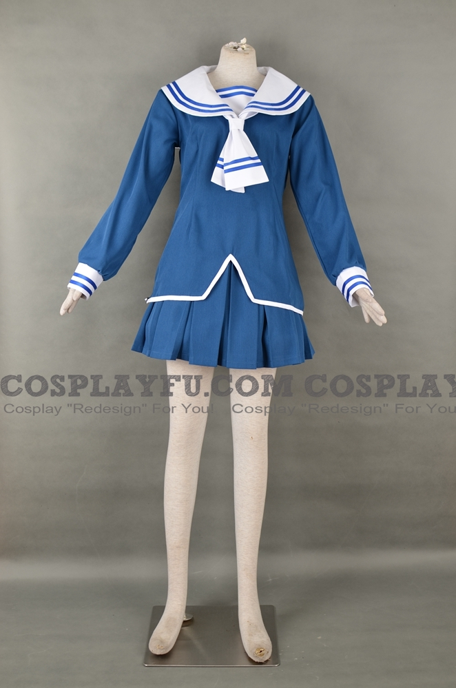 Tohru Cosplay Costume from Fruits Basket