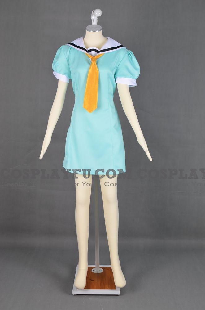Higurashi no Naku Koro ni Satoko Hojo Kostüme (Light)