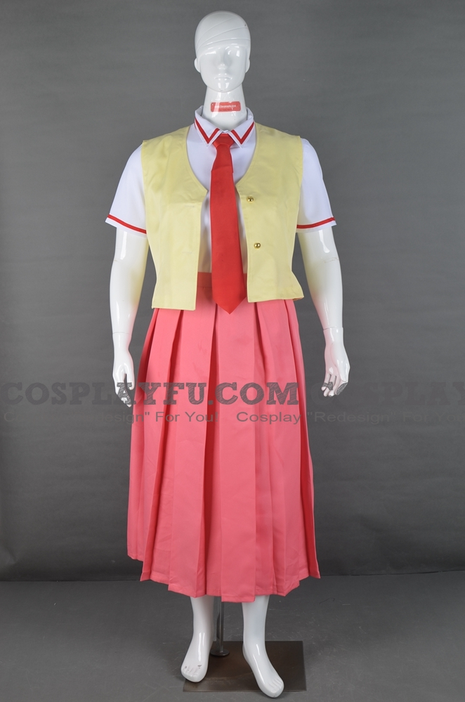 Mion Cosplay Costume from When They Cry