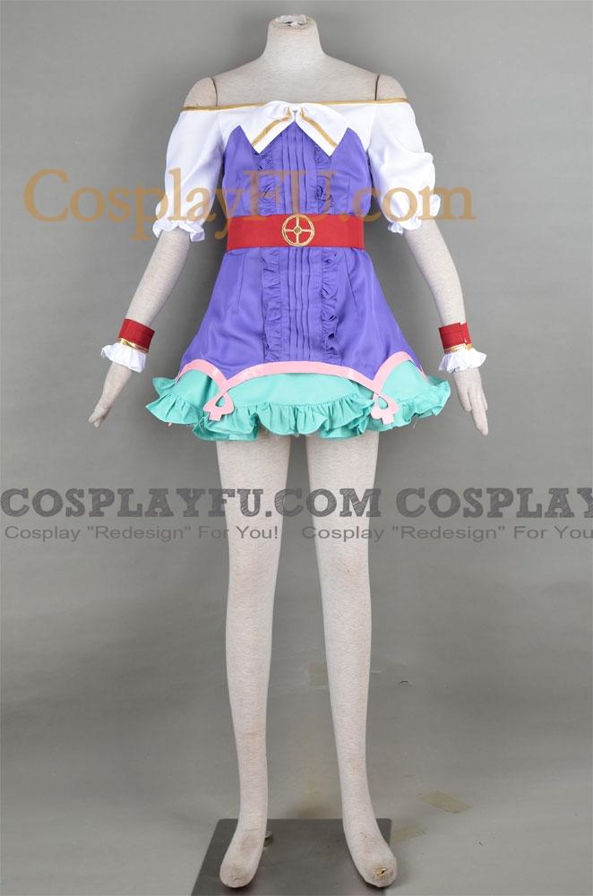 The Idolmaster Iori Minase Costume (Ryuugu Komachi)
