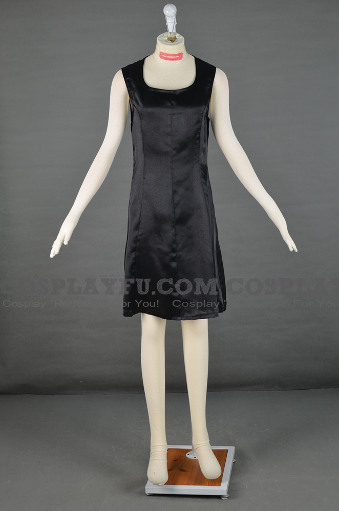 Anna Cosplay Costume from Shaman King