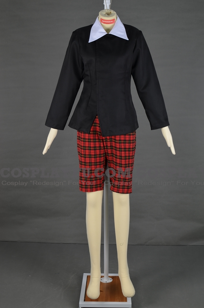 Natsume Cosplay Costume from Alice Academy