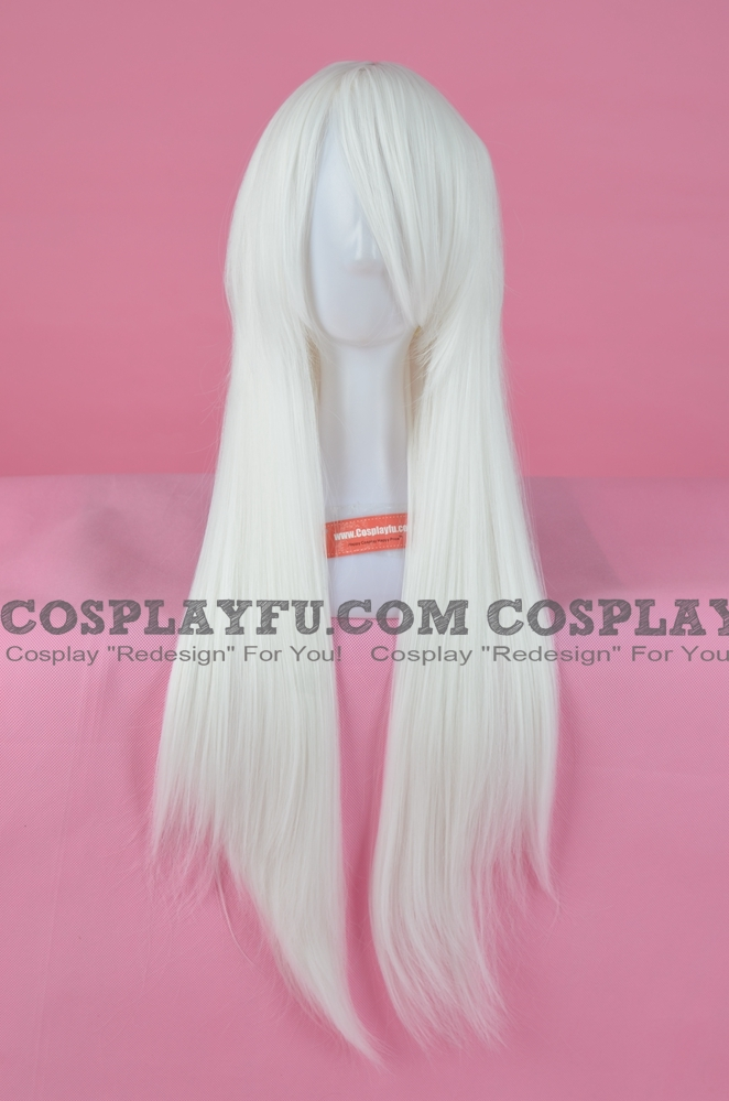 Black Hanekawa wig from Monogatari (series)