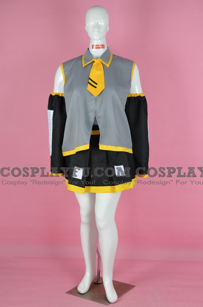 Neru Cosplay Costume from Vocaloid