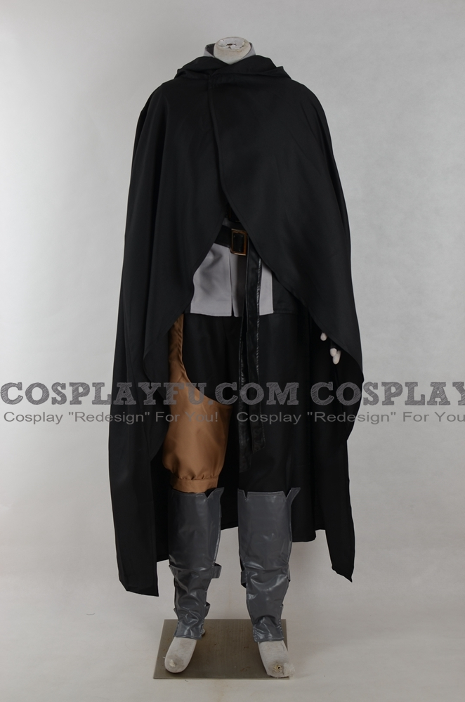 Gaius Cosplay Costume from Fire Emblem Awakening