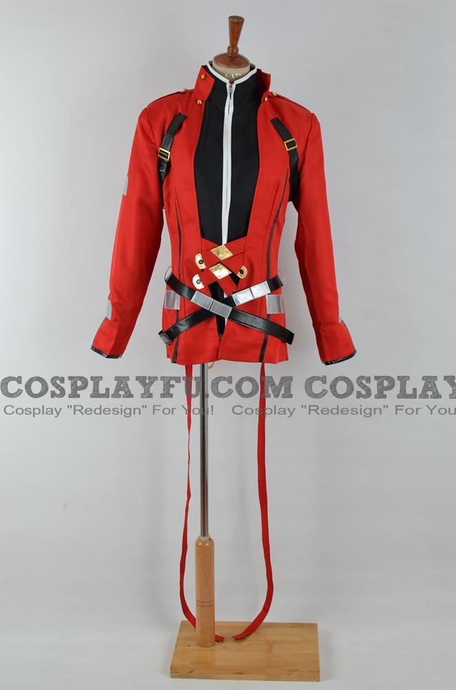 BlazBlue: Calamity Trigger Ragna the Bloodedge Kostüme (without Pants)