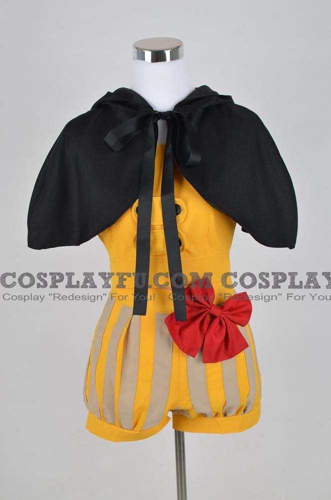 Vocaloid Kagamine Rin Disfraz (Happy Halloween)