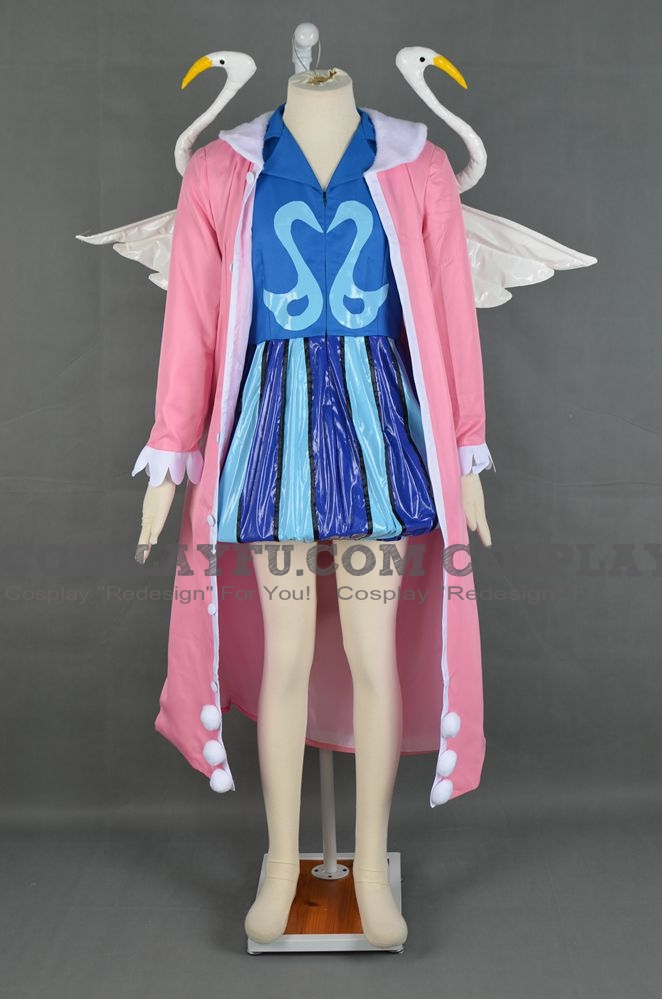 Bentham Cosplay Costume from One Piece
