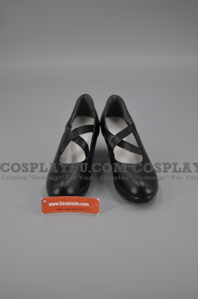 Ada Shoes (Q677) from Resident Evil