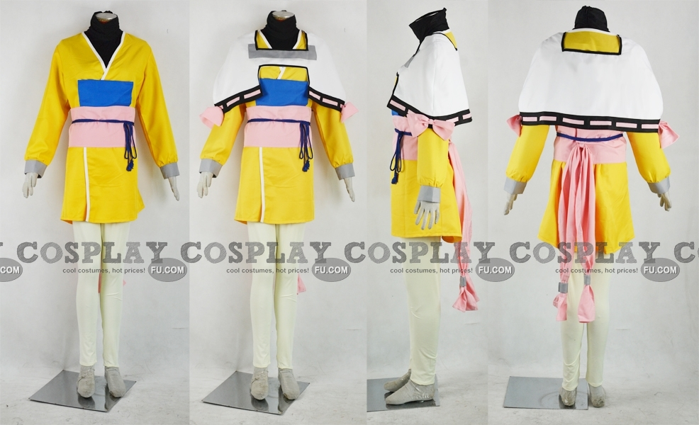 Video Girl Ai Ai Amano Costume