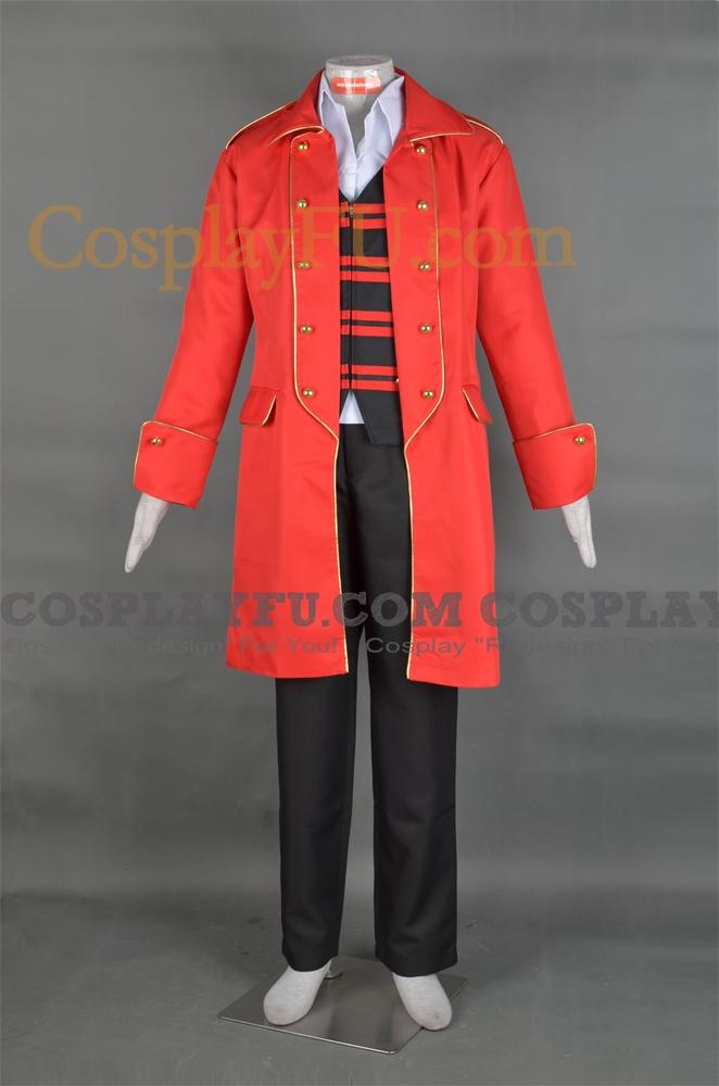 Kaizoku Sentai Gokaiger Captain Marvelous Costume
