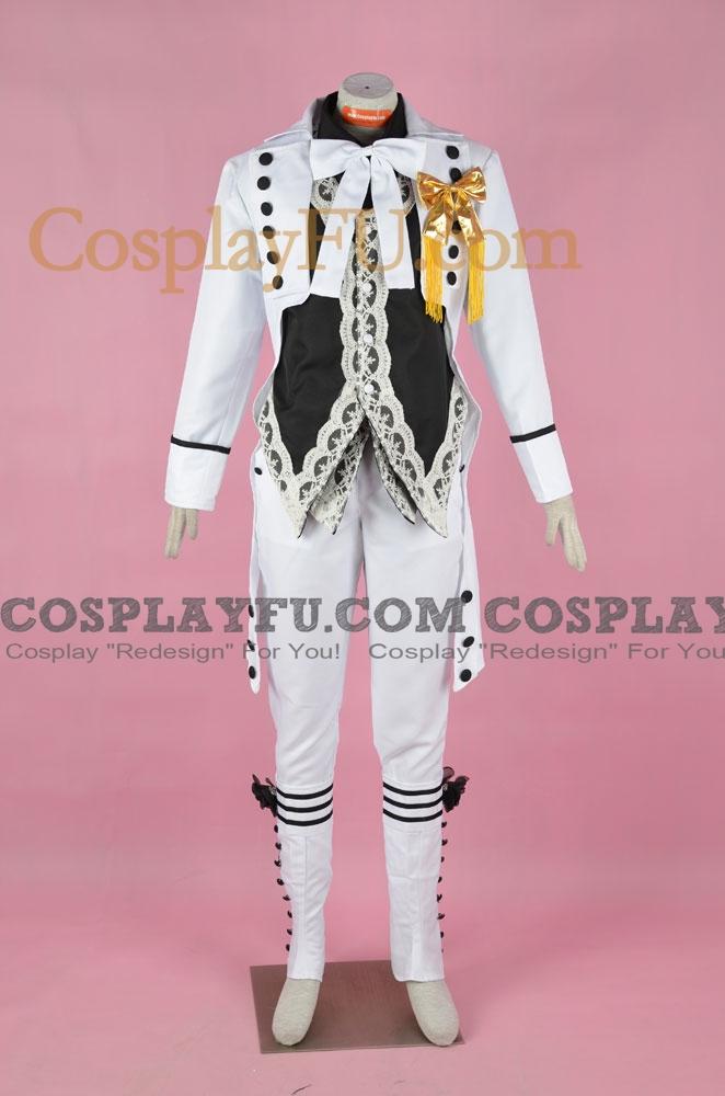 Charles Cosplay Costume (2nd) from Kuroshitsuji