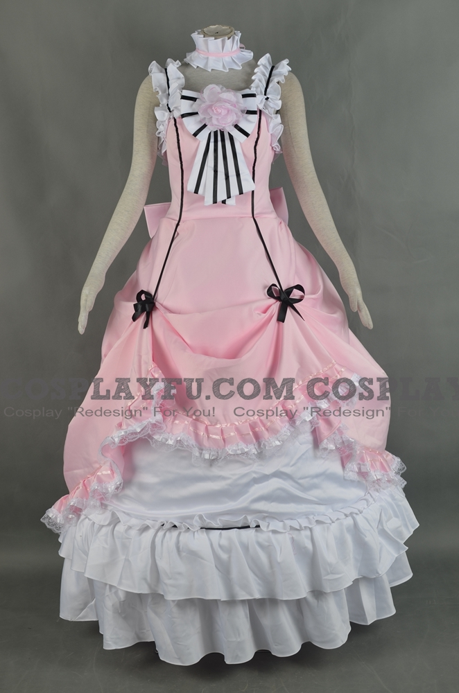 Black Butler Ciel Phantomhive Kostüme (Kleid)