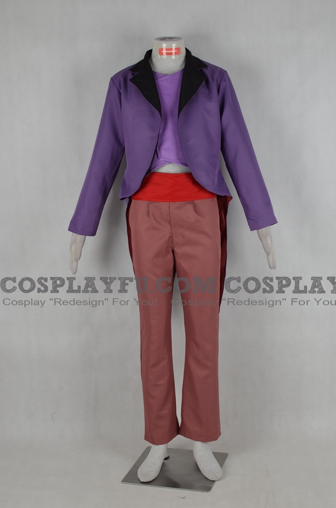 Dr Facilier Cosplay Costume from The Princess and the Frog