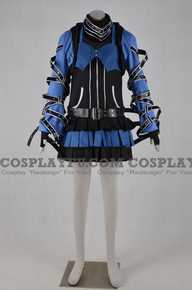 Effole Cosplay Costume from Fairy Fencer F