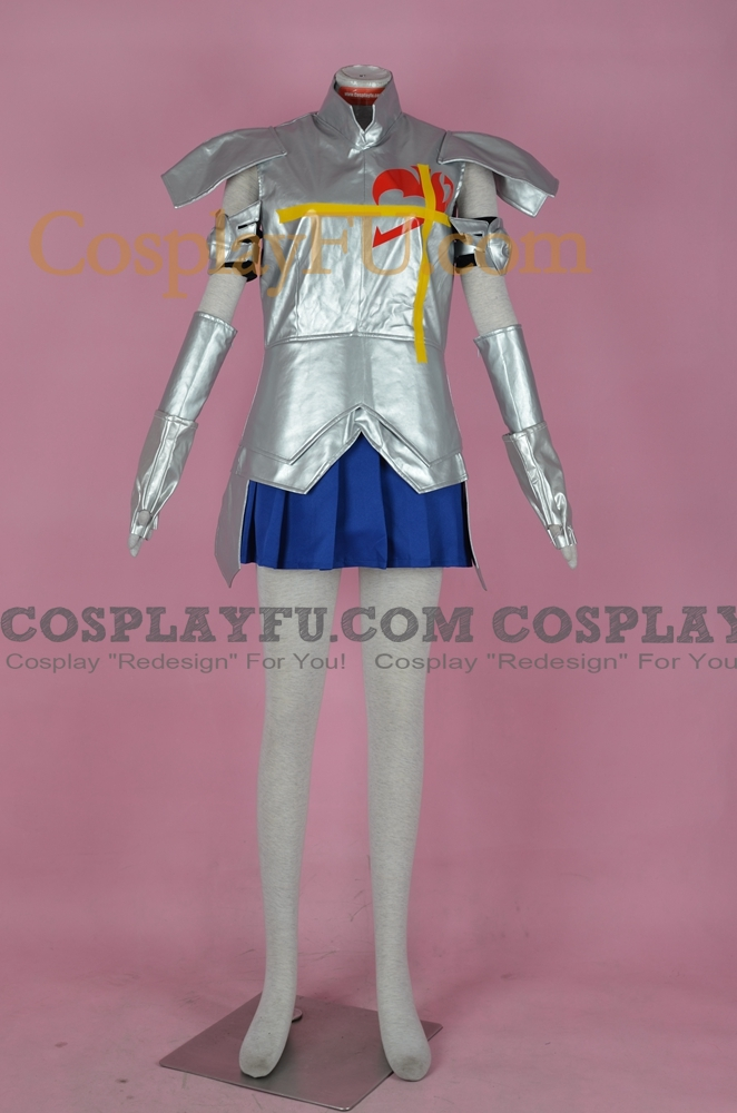 Fairy Tail Erza Scarlett Costume (2nd)