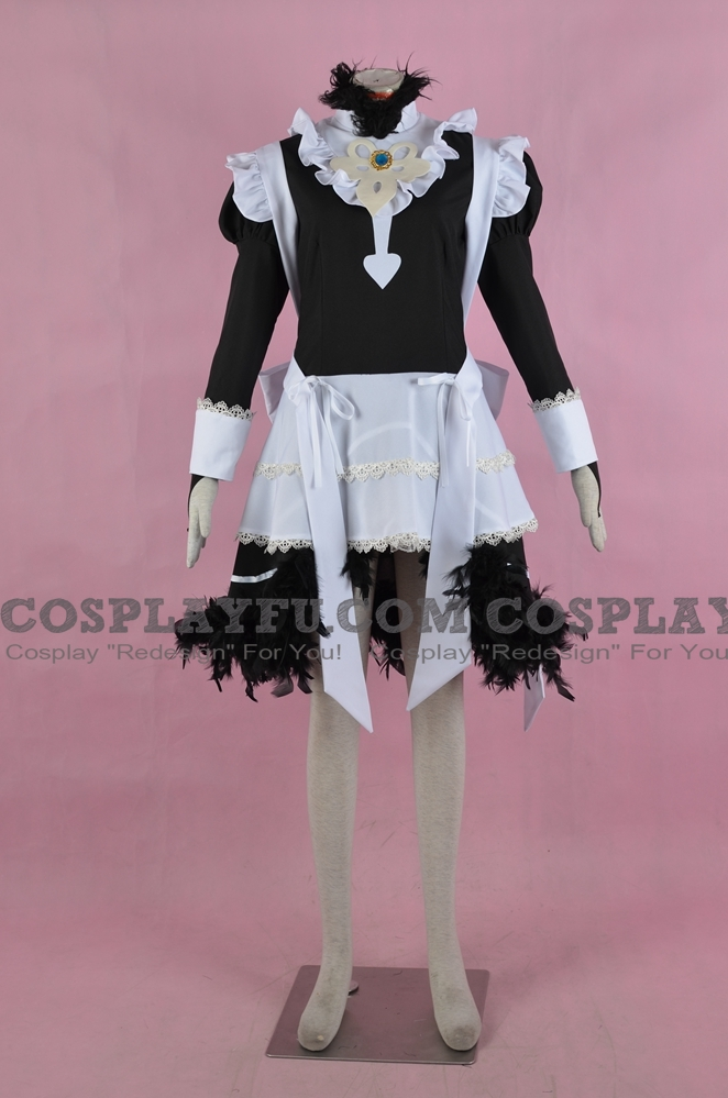 Felicia Cosplay Costume from Fire Emblem Fates