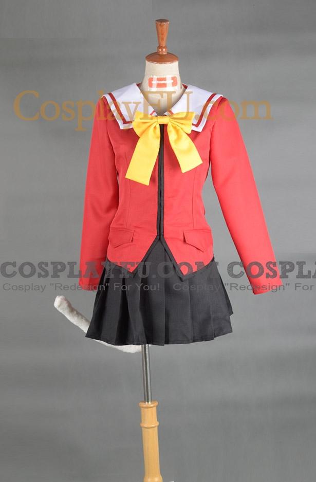 Omamori Himari Himari Noihara Costume