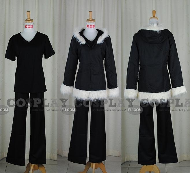 Izaya Cosplay Costume (Customize) from Durarara