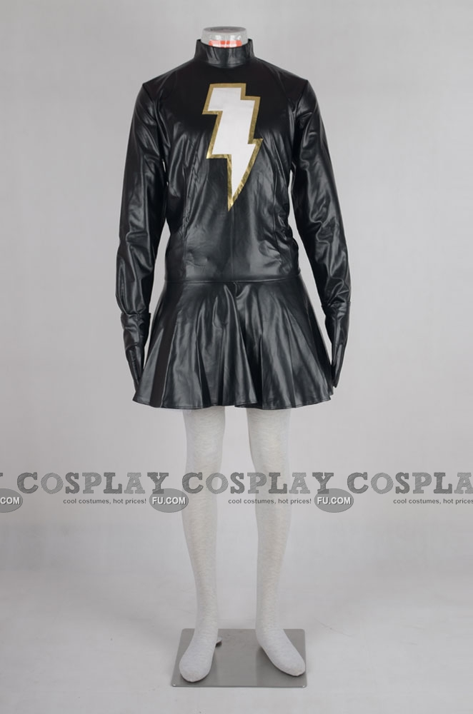 Khem-Marvel Cosplay Costume (Evil Mary Marvel) from DC comics