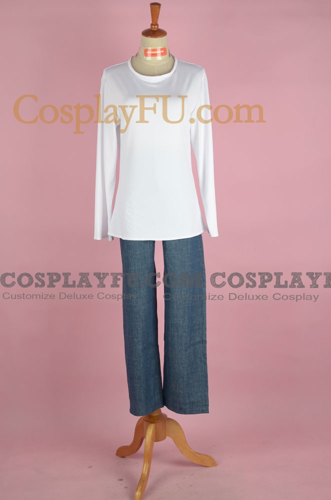 Death Note L. Lawliet Costume