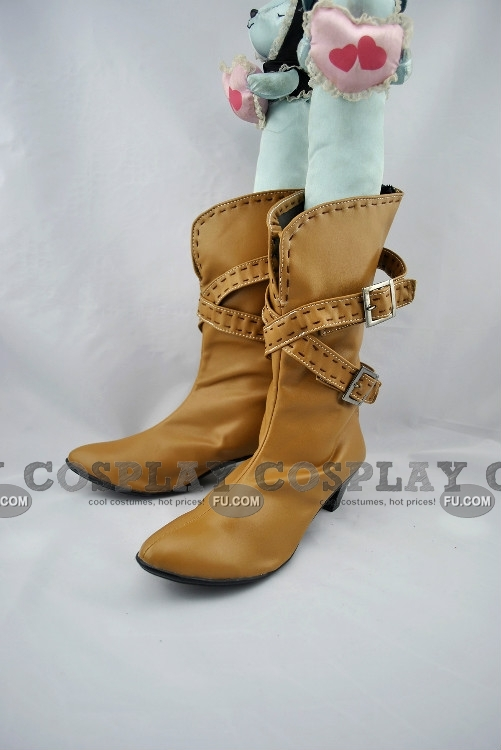 Leerin Shoes (C299) from Chrome Shelled Regios