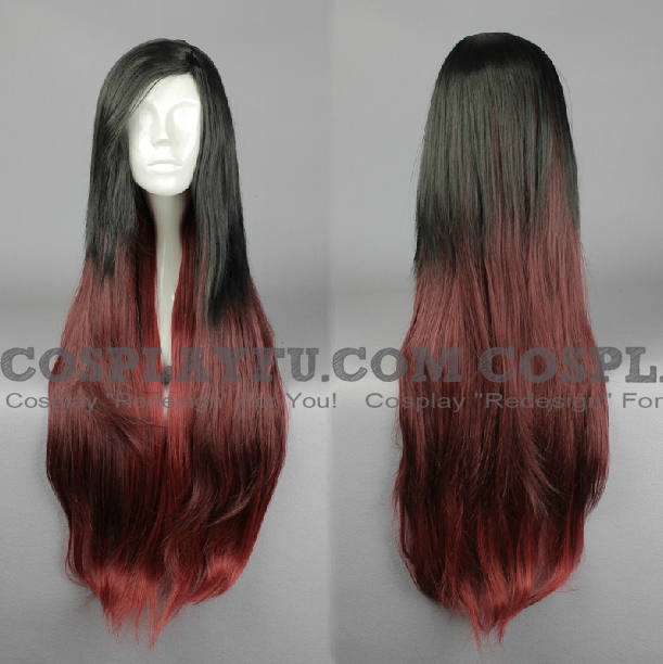 Warring Kingdoms Katarina Wig from League of Legends