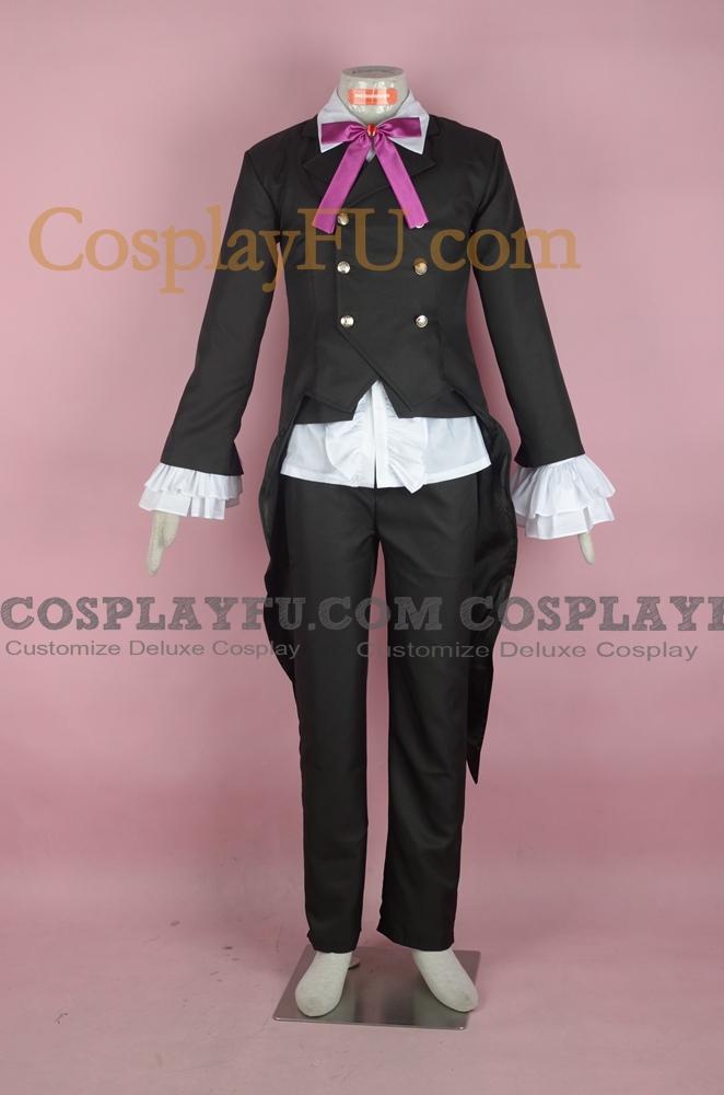 Pandora Hearts Leo Baskerville Costume