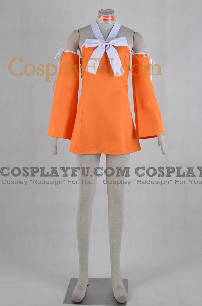 Levy Cosplay Costume from Fairy Tail