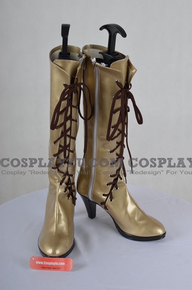 Luka Shoes from Vocaloid