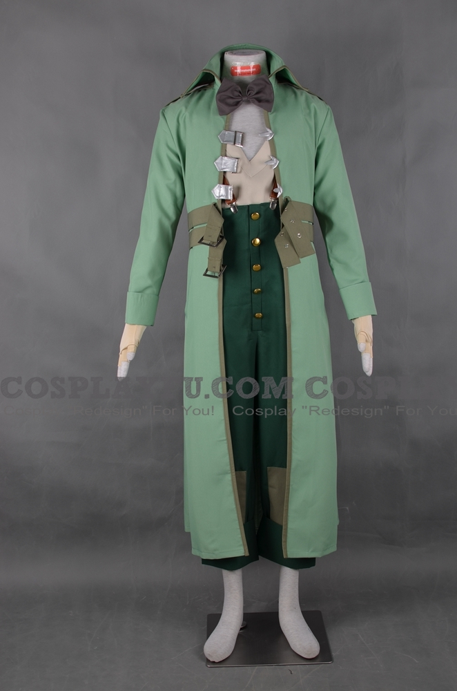 Mad Hatter Cosplay Costume from Batman