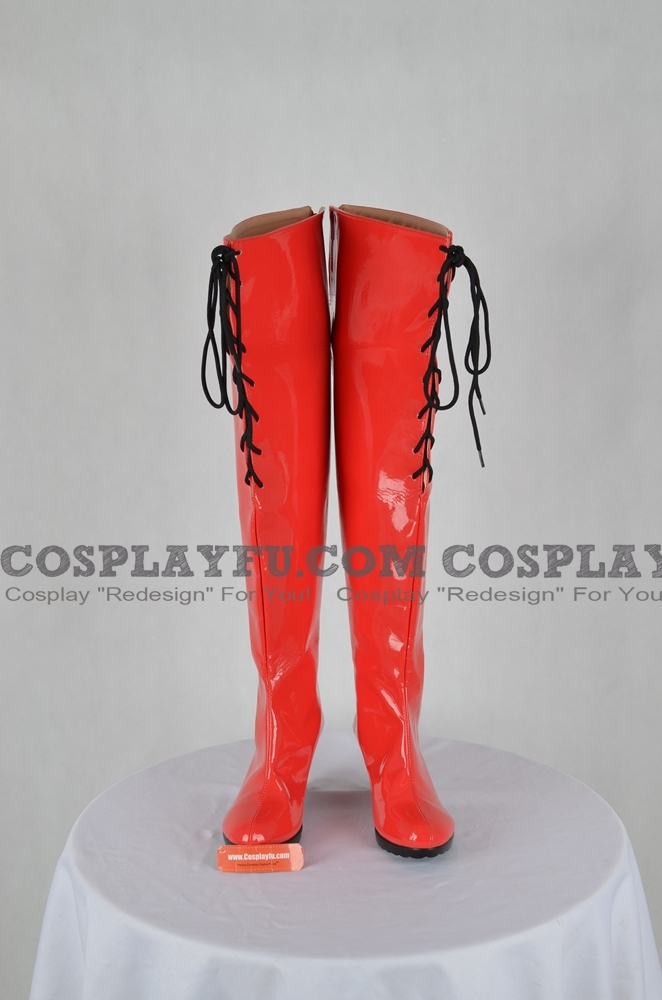 Meiko Shoes (Q273) from Vocaloid - CosplayFU.ca