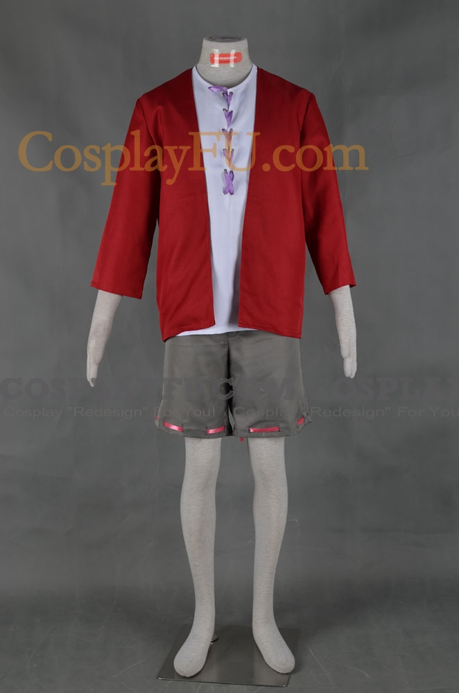Mugen Cosplay Costume from Samurai Champloo